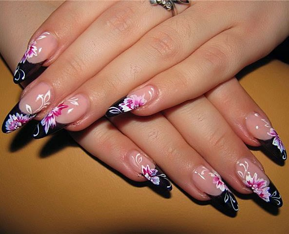 nail art designs for the perfect appearance of a woman