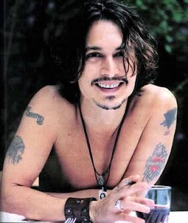 Muso da semana: Johnny Depp