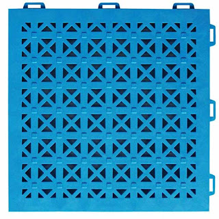 Greatmats staylock deck tile for rv camper outdoor mat