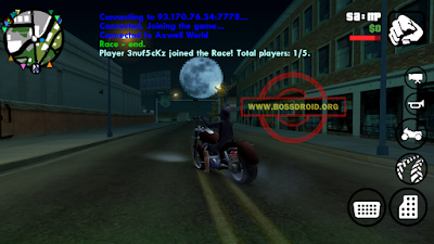 Untuk memainkan Game GTA San Andreas Online di Android yaitu hal yang gres SAMP v4.2.5 Apk GTA San Andreas Online