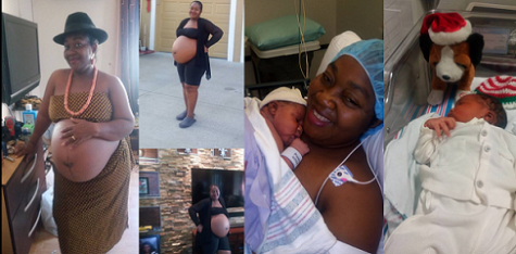 Photos: Nigerian Couple Welcome Their First Child After 19 Years Of Marriage