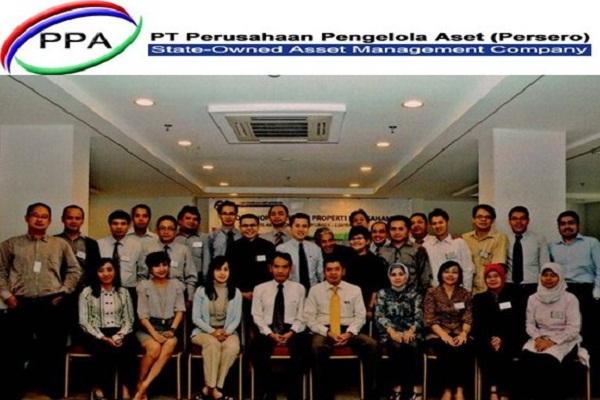 Hasil gambar untuk PT Perusahaan Pengelola Aset (Persero)