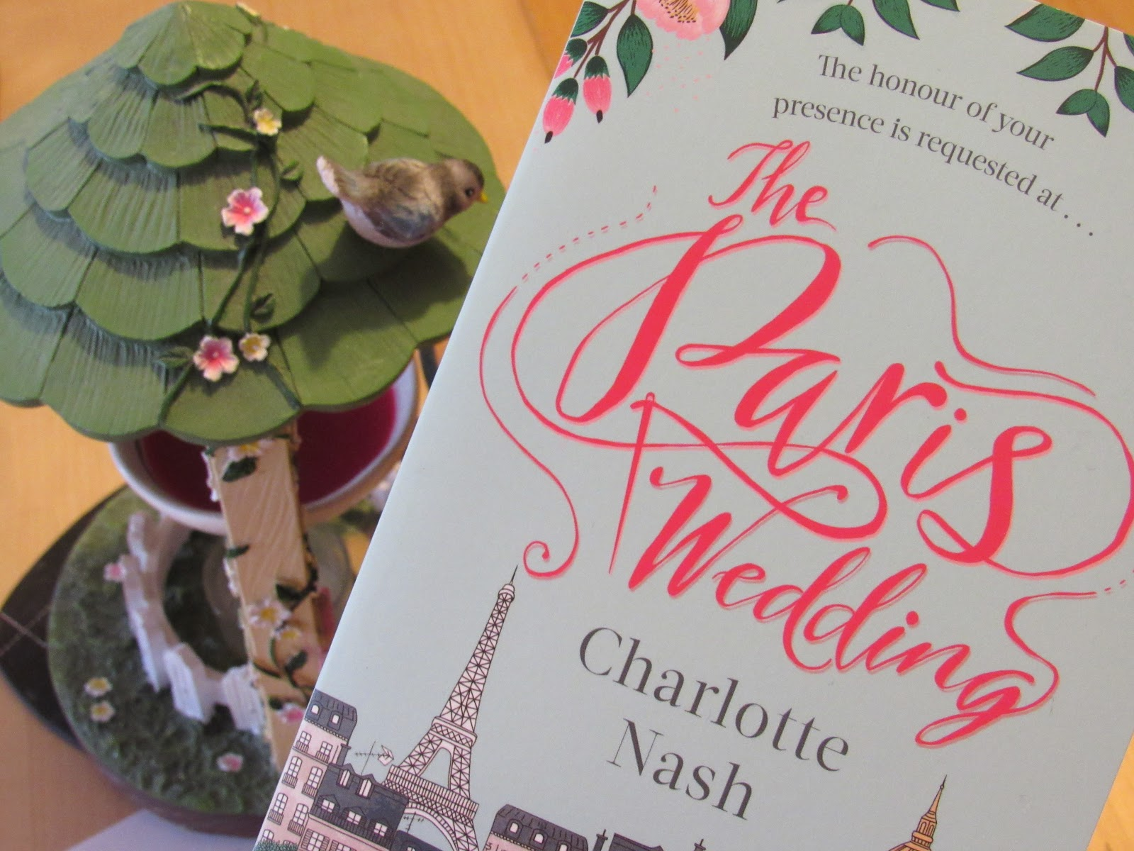 Blooming Fiction, Book Review | The Paris Wedding