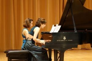 Koncert klavirskog dua MM