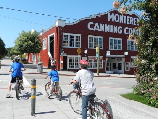 O que fazer com criança em Monterey