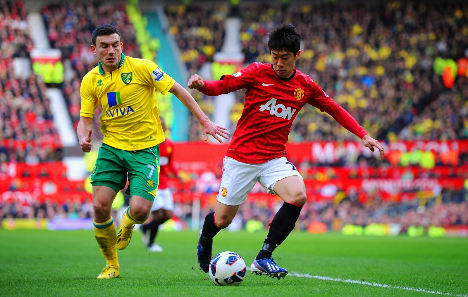 Norwich City Vs Manchester United 0 1 Highlights
