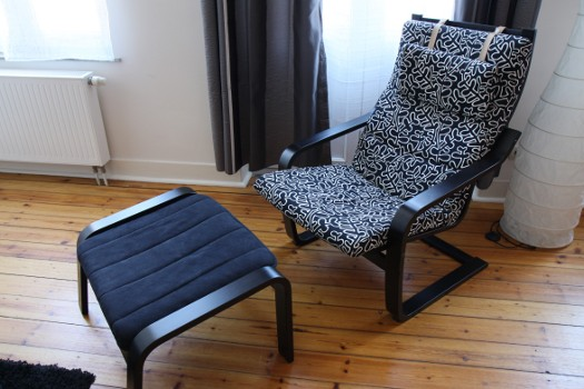 Poang Chairs Yellow And Gray Accent Chair For-sale-in-brussels: List Of Things For Sale