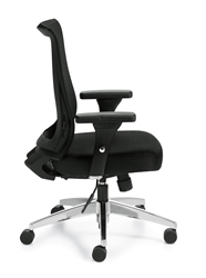 Ergonomically Correct Offices To Go Mesh Back Chair