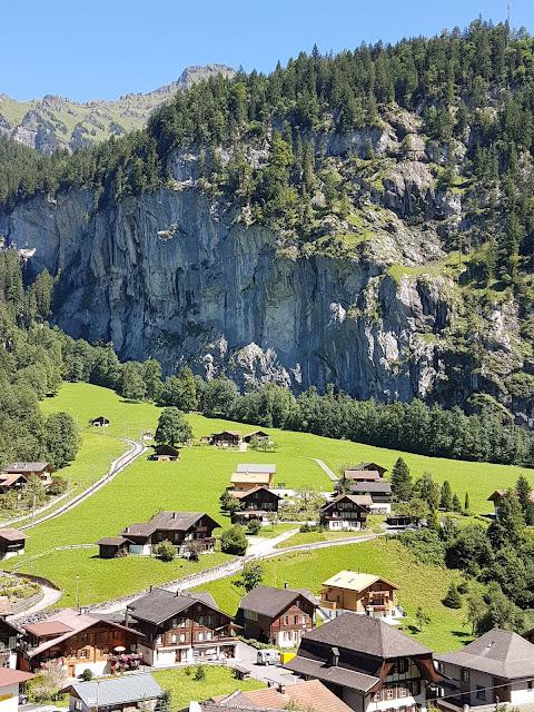 Melhor lugar do mundo, Lauterbrunnen