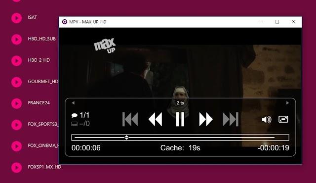 Lista IPTV 25 Febrero 2019 Canales Premium Exclusiva