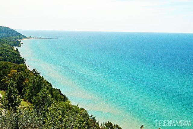 Lake Michigan Circle Tour Stops