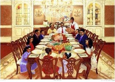 Garlic My Soul • Guest Post: Love Creative Blog // Sunday ... |Soul Food Family Dinner