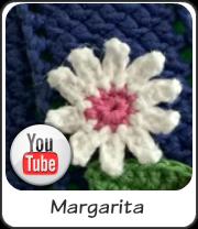Margarita a crochet