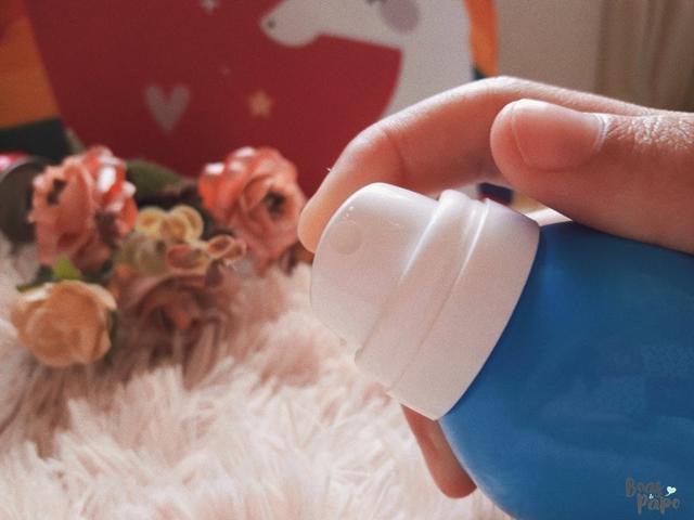 #EuTestei: La Roche-Posay Serozinc Spray Purificante
