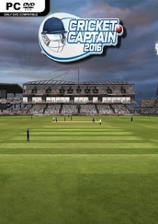 Download Cricket Captain 2016 PC Full Version Gratis