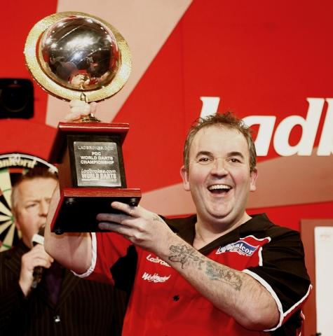 Phil Taylor Trophy