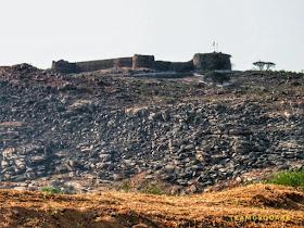 Garbhagudi Fort, Karnataka