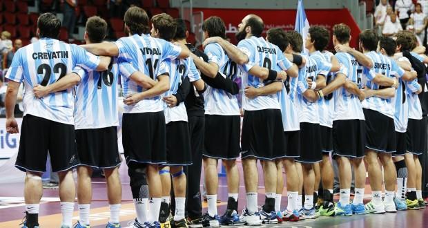 selección argentina handball