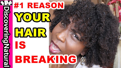 How to Fix PROTEIN Overload and MOISTURE Overload + Reduce Breakage in Natural Hair DiscoveringNatural