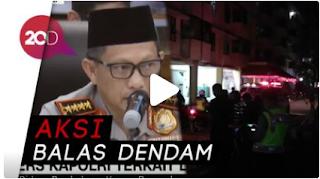 Motif Serangan Bom Surabaya-Sidoarjo
