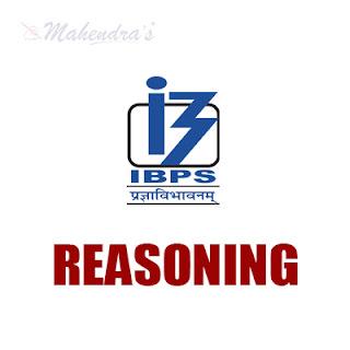 IBPS Clerk Quiz : Reasoning Ability | 16 - 11- 17