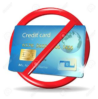ห้ามจ่ายหนี้ด้วยการรูดบัตรเครดิตอะไรบ้าง {กฏเหล็กแนะนำ}