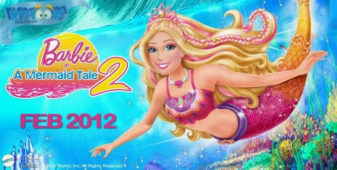 Films de barbie en francais princesses - Telecharger barbie le secret des sirenes 2 ...