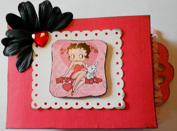 Little Wings Creates Friends Birthdays And Betty Boop