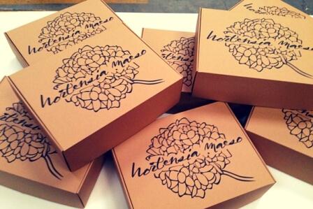 cajas para envios con impresión