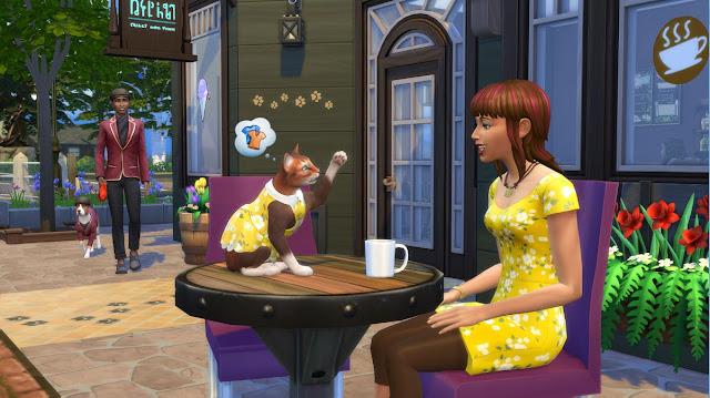 Llegan más animales a Los Sims 4 con Mi primera mascota