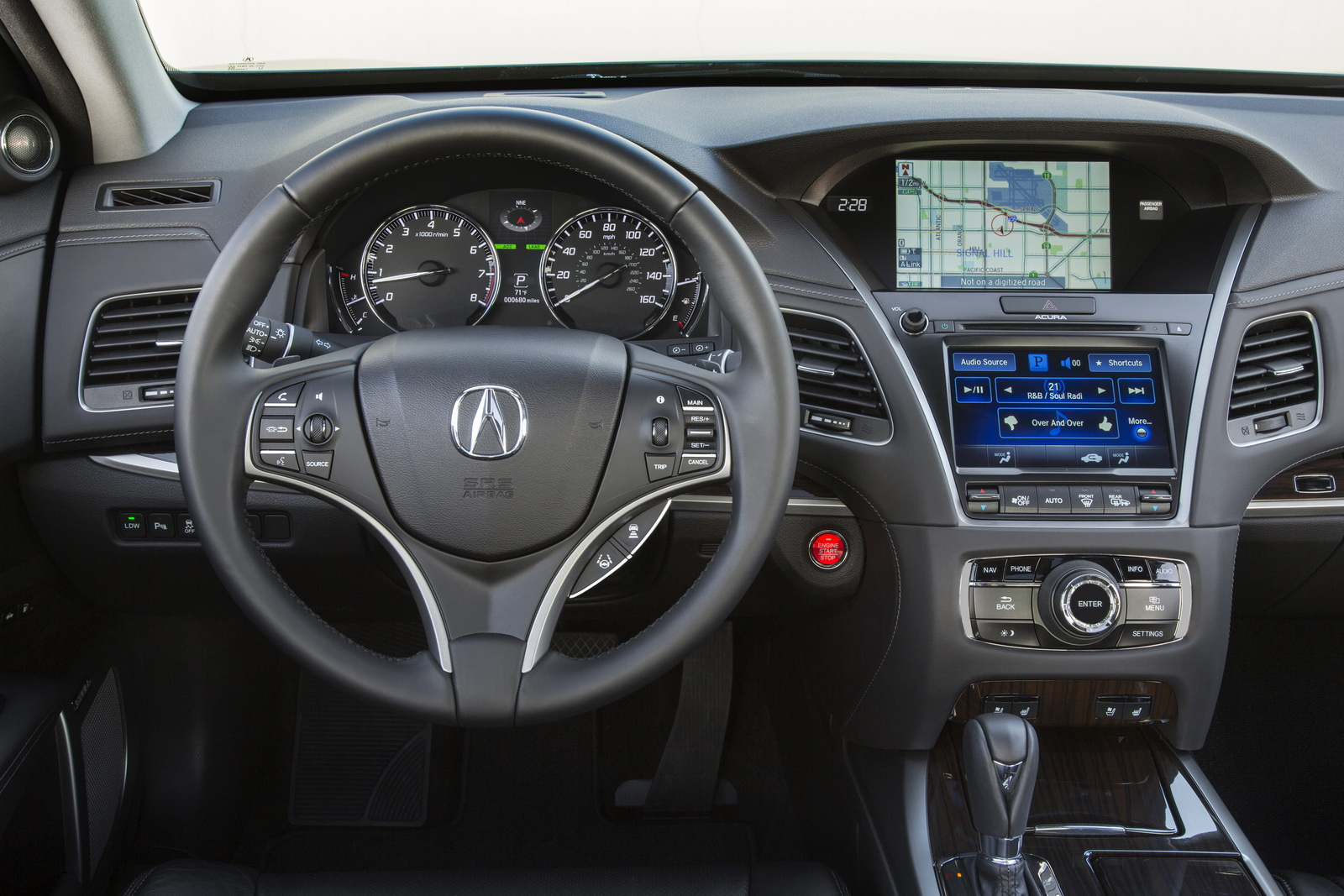 2017 acura rlx offers more features but base model gets. Black Bedroom Furniture Sets. Home Design Ideas