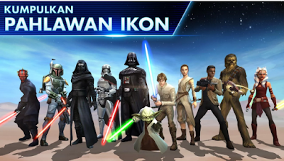 Star Wars™: Galaxy of Heroes APK-Star Wars™: Galaxy of Heroes MOD APK
