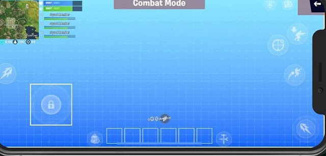 Fortnite Mobile'da kontroller nasıl değiştirilir?