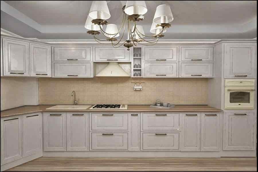 Design interior bucatrie clasic