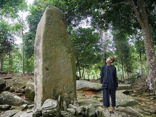 Megalithic Site in Cikakak