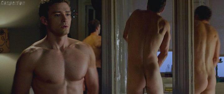 Justin Timberlake Naked 11