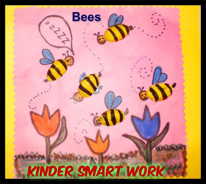 Kinder Smart Work Pistachio Shells Animal Crafts