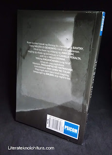 the dark files rear cover