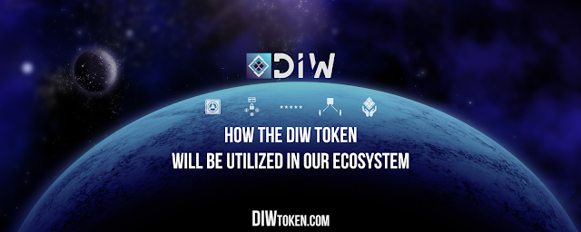 DIW TOKEN ICO FULL REVIEW AND ICO RATING
