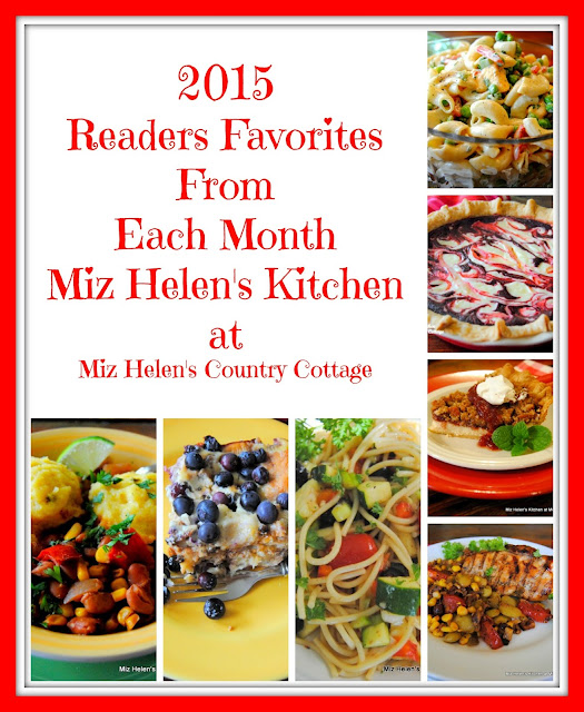 Top Favorites of 2015 at Miz Helen's Country Cottage