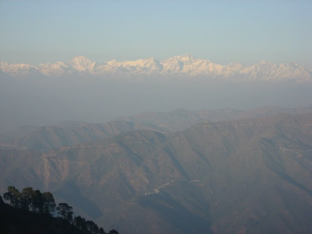 Chaukhamba View Point_DevBhumiUttarakhand
