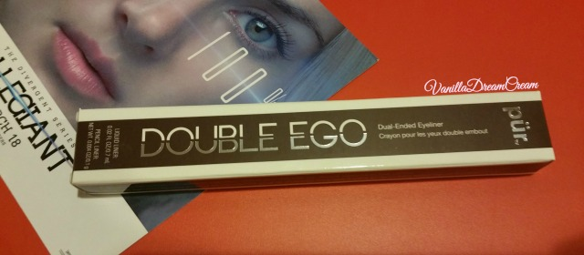 double ego eyeliner inspired by divergent series
