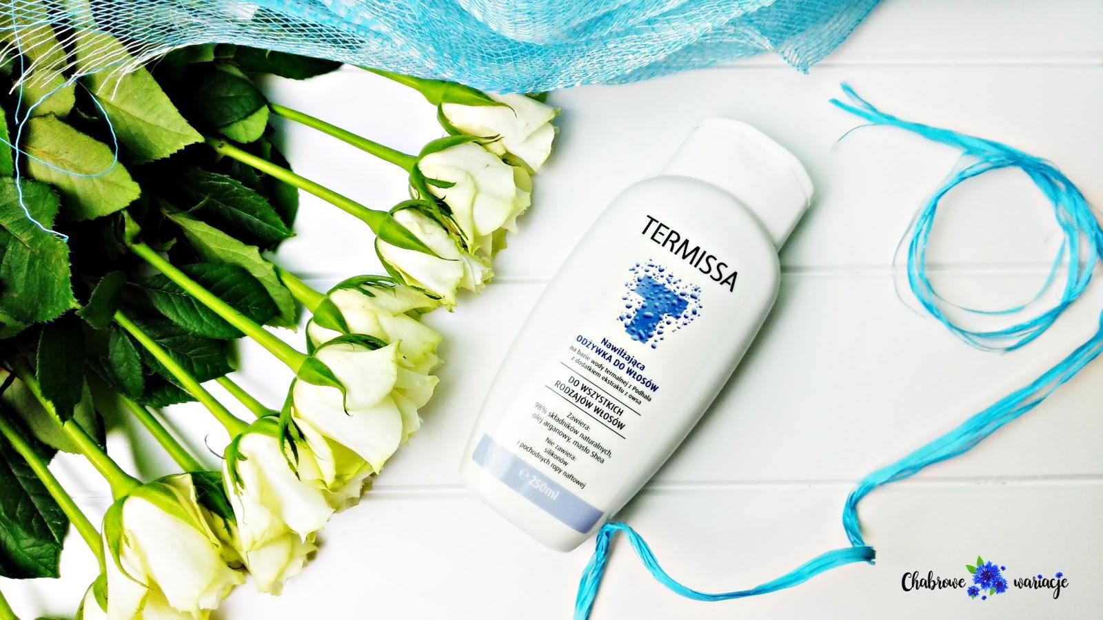 Termissa - nawilżająca odżywka do włosów.
