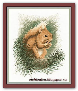 "Heritage Crafts JSRS295 ""Red Squirrel"""