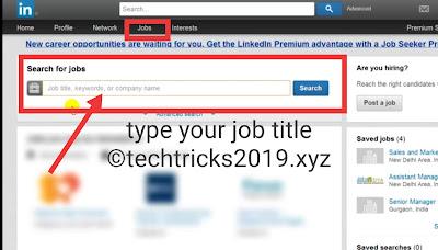 How can search a job on LinkedIn? लिंकडइन पर एक अच्छी जॉब कैसे ढूंढे? जॉब के लिए अप्लाई कैसे करें लिंकडइन में।