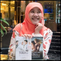 Biografi dan Profil Asma Nadia - Penulis Novel dan Cerpen Indonesia