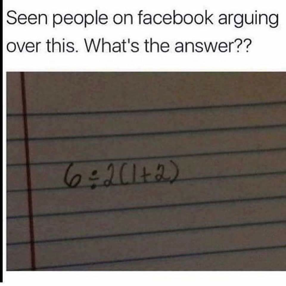Smile FM DJ Buzz: Math Problem Messing With People -- Do You Know
