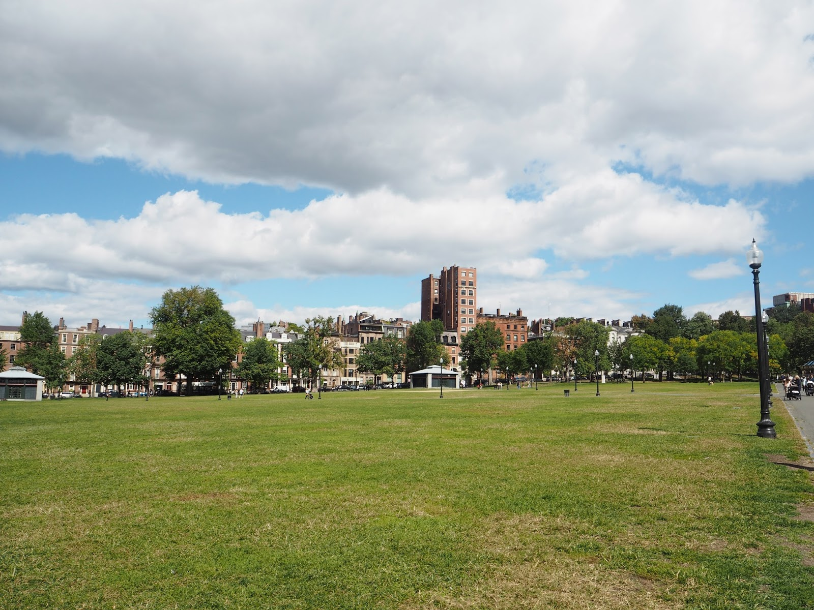 Boston Common - how to spend 36 hours in Boston