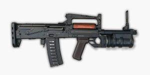 Senjata M16A4 – Assault Rifle
