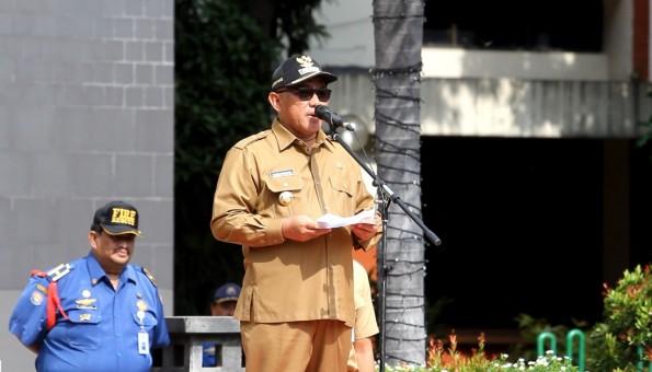 Antisipasi Kebakaran, Ribuan Personil Satlakar Disiagkan